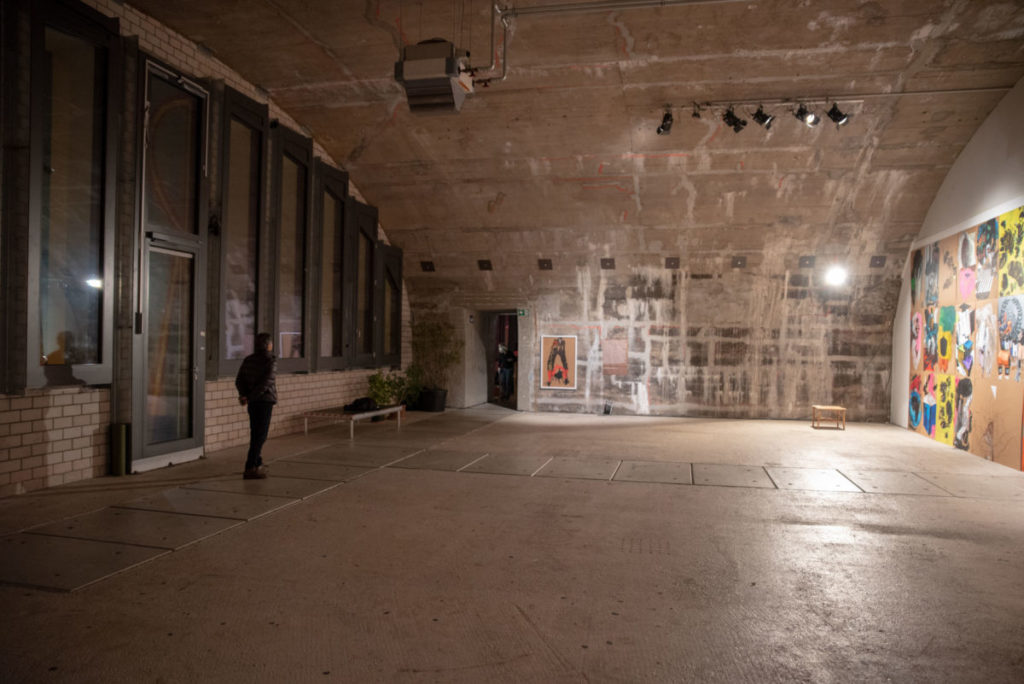 OPEN Call - Don Quixote Frankfurt/Main:  21. - 30.9.2019