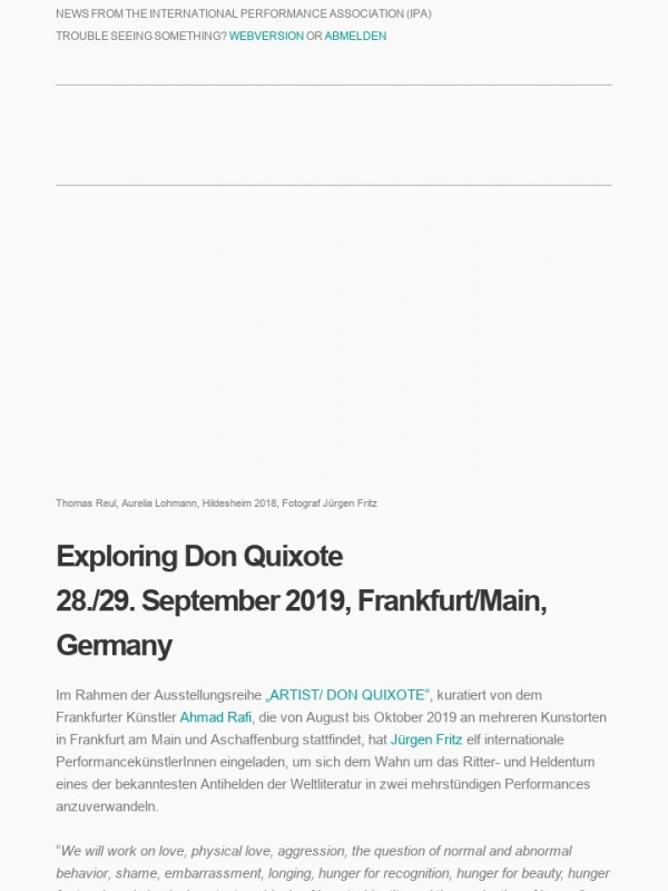Exploring Don Quixote