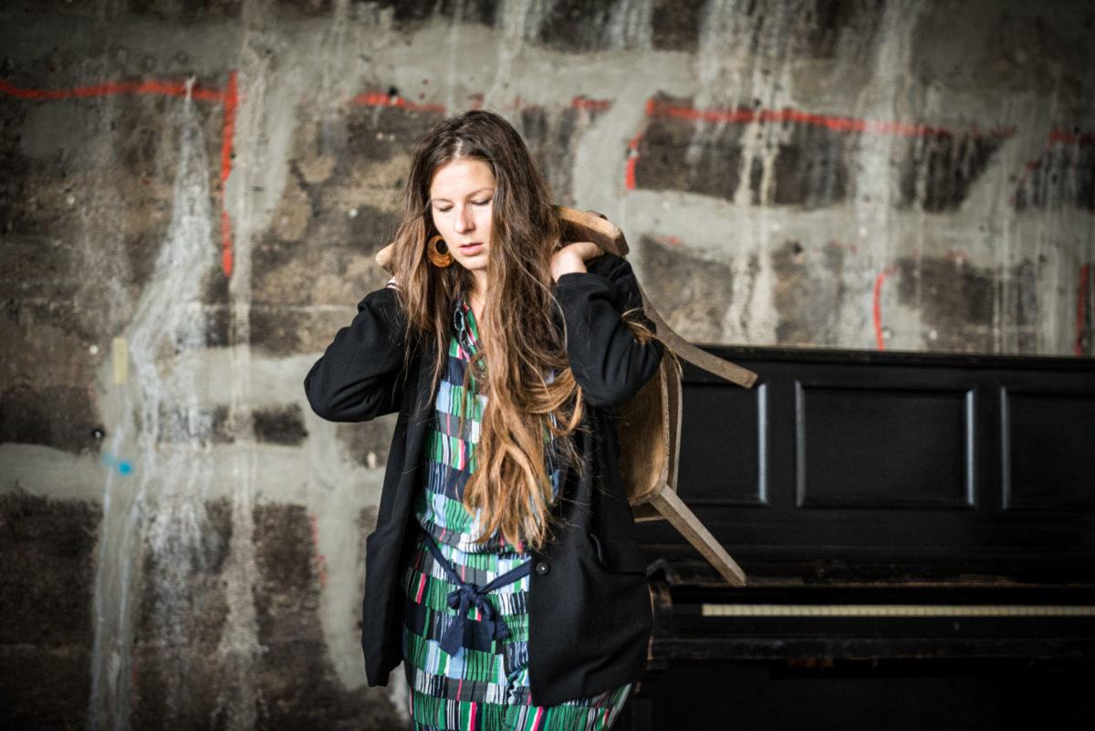 Petra Strahovnik, Exploring Don Quixote, Kunstverein Montez, Frankfurt am Main 2019, Fotograf Jürgen Fritz