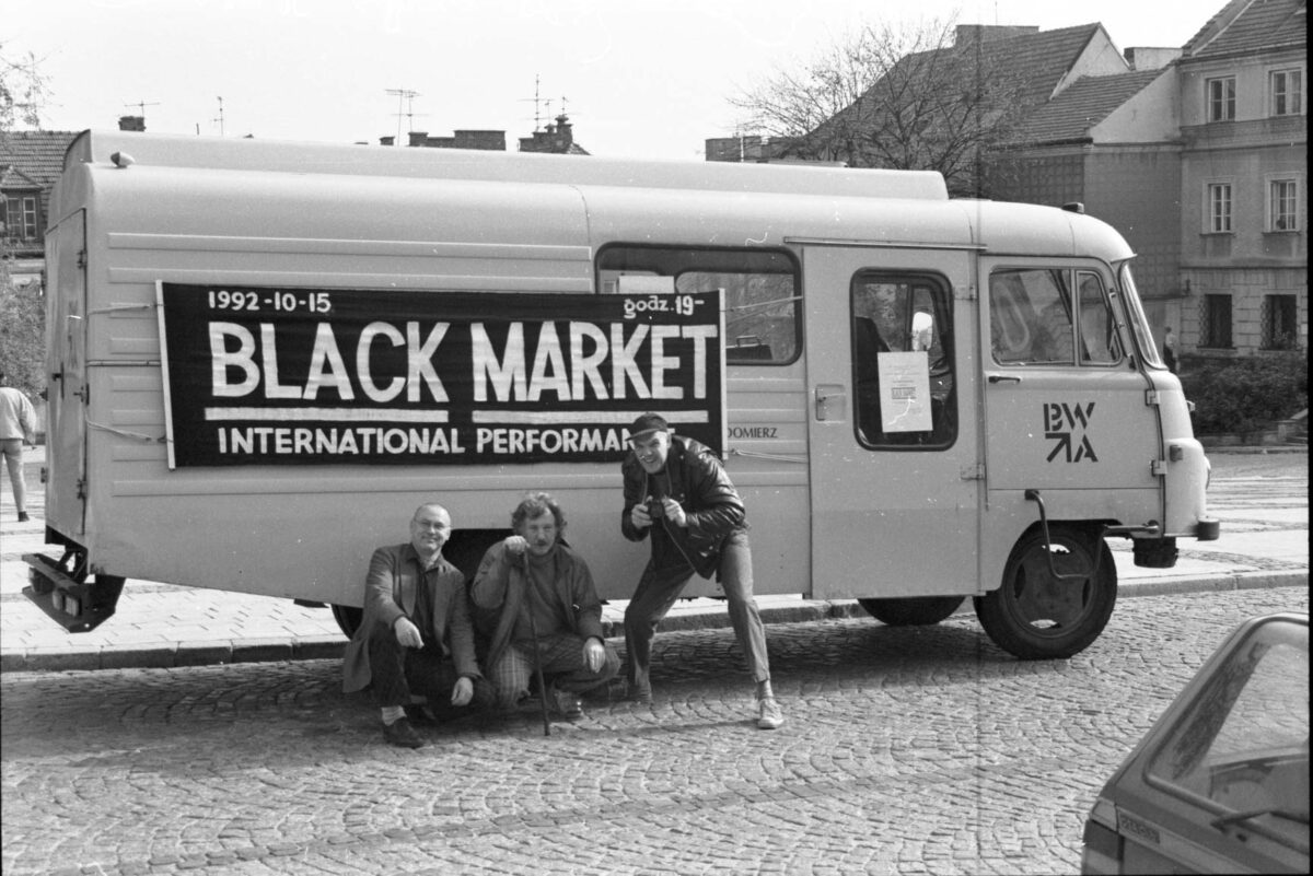 Black Market International